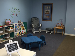 Renovated Nursery